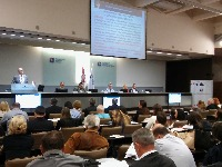 Public debate on the Draft Law on Technical Requirements for Products and Conformity Assessment held