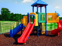 Safety of children's playgrounds